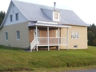 Maison à vendre à Sainte-Félicité (Chaudière-Appalaches), Chaudière-Appalaches, 543, Rang  Taché Ouest, 23691293 - Centris.ca