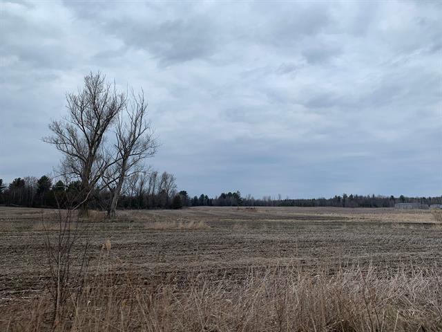 Terre à vendre à Brigham, Montérégie, Chemin  Hallé Ouest, 23991810 - Centris.ca