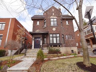 House for sale in Montréal (Côte-des-Neiges/Notre-Dame-de-Grâce), Montréal (Island), 4131, Avenue  Harvard, 12641645 - Centris.ca