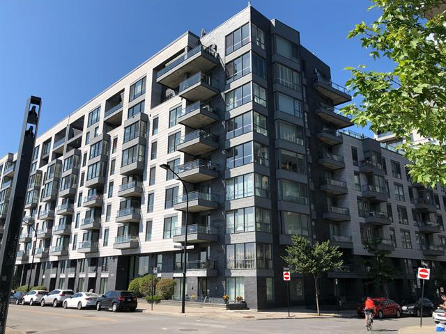 Condo / Apartment for rent in Montréal (Ville-Marie), Montréal (Island), 859, Rue de la Commune Est, apt. 104, 25446215 - Centris.ca