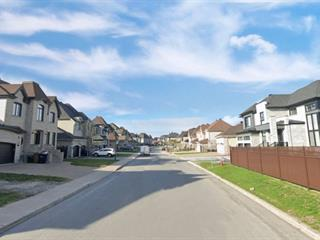 Land for sale in Laval (Duvernay), Laval, Rue des Pigeons, 17882361 - Centris.ca