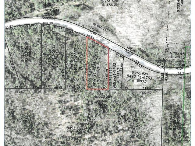 Lot for sale in Potton, Estrie, Chemin de Vale Perkins, 26988501 - Centris.ca