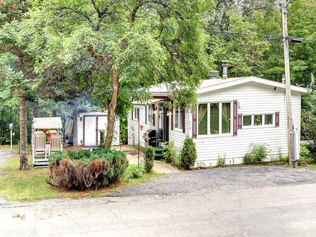 Maison mobile à vendre à Sainte-Agathe-des-Monts, Laurentides, 218, Avenue du Bruant, 21454395 - Centris.ca