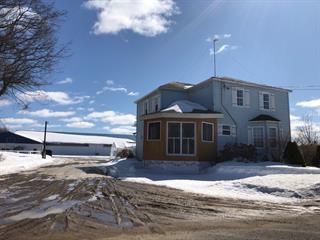 Maison à vendre à Sainte-Françoise (Centre-du-Québec), Centre-du-Québec, 691, 10e-et-11e Rang Ouest, 20825665 - Centris.ca