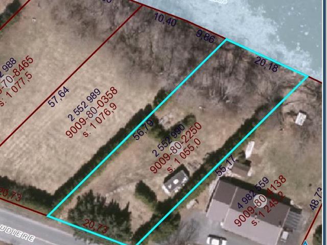 Terrain à vendre à Saint-Georges, Chaudière-Appalaches, Avenue de la Chaudière, 11846837 - Centris.ca