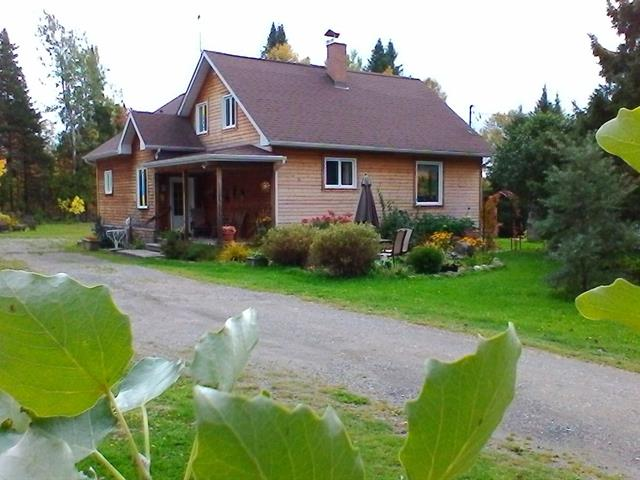 Maison à vendre à Frontenac, Estrie, 7749, Chemin du Barrage, 22511297 - Centris.ca