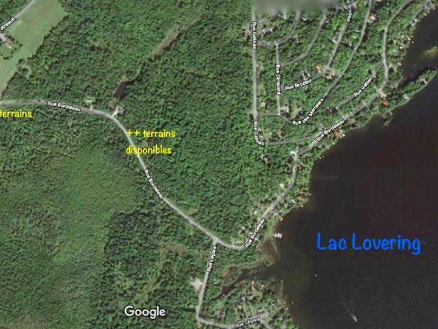 Terrain à vendre à Magog, Estrie, Rue  Bordeleau, 21024328 - Centris.ca