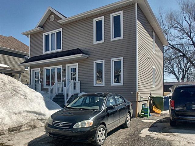 Duplex à vendre à Québec (Charlesbourg), Capitale-Nationale, 7336 - 7338, Rue du Daim, 18734505 - Centris.ca