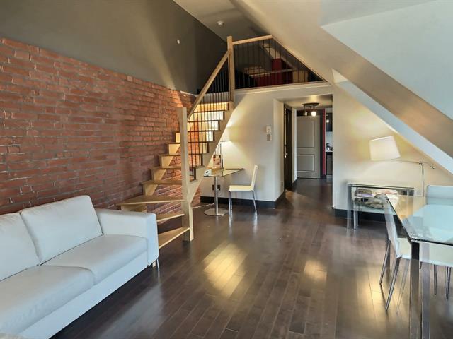 Loft / Studio à vendre à Québec (La Cité-Limoilou), Capitale-Nationale, 355, Rue  Saint-Paul, app. 304, 27872225 - Centris.ca