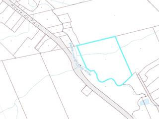 Lot for sale in Sainte-Anne-des-Monts, Gaspésie/Îles-de-la-Madeleine, Rang 4 Tourelle, 20759383 - Centris.ca