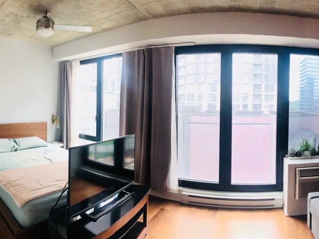 Condo / Appartement à louer à Montréal (Le Sud-Ouest), Montréal (Île), 1000, Rue  Ottawa, app. 801, 19391149 - Centris.ca