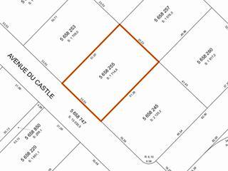 Terrain à vendre à Saint-Félix-de-Valois, Lanaudière, Avenue du Castle, 16554940 - Centris.ca