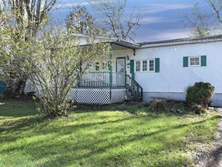 Mobile home for sale in Cookshire-Eaton, Estrie, 180, Rue  Eaton, 26048923 - Centris.ca