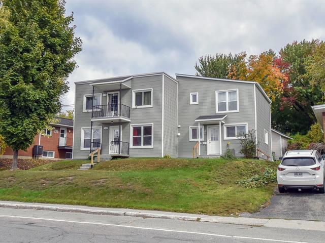 Triplex à vendre à Sherbrooke (Fleurimont), Estrie, 204 - 210, 13e Avenue Nord, 10566986 - Centris.ca