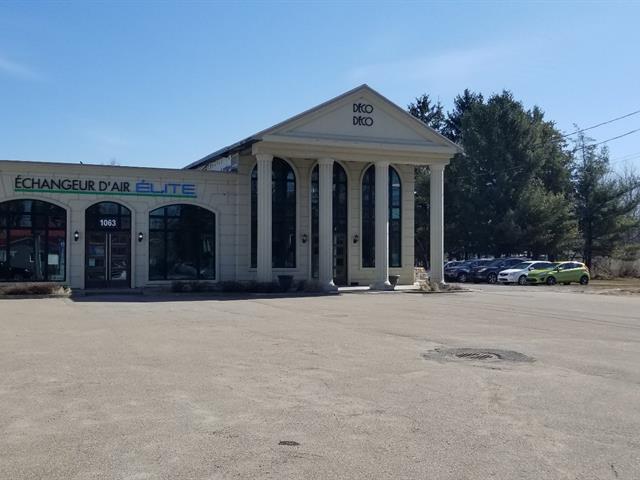 Local commercial à louer à Trois-Rivières, Mauricie, 1061, boulevard  Thibeau, 25035597 - Centris.ca