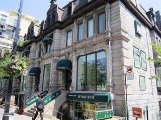 Commercial unit for rent in Montréal (Ville-Marie), Montréal (Island), 1442, Rue  Sherbrooke Ouest, 15230510 - Centris.ca