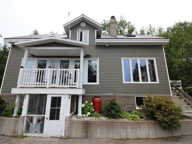 Chalet à vendre à Clerval, Abitibi-Témiscamingue, 601, Chemin de la Pointe-chez-Son-Père, 22551087 - Centris.ca