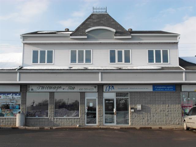 Local commercial à louer à L'Épiphanie, Lanaudière, 203, Rue du Centaure, 16252459 - Centris.ca