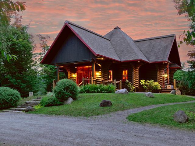 Cottage for sale in La Macaza, Laurentides, 10, Chemin du Lac-Caché, 20760623 - Centris.ca