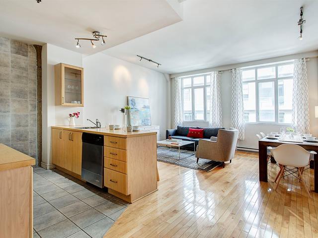 Condo / Apartment for rent in Montréal (Ville-Marie), Montréal (Island), 1449, Rue  Saint-Alexandre, apt. 1004, 15844677 - Centris.ca