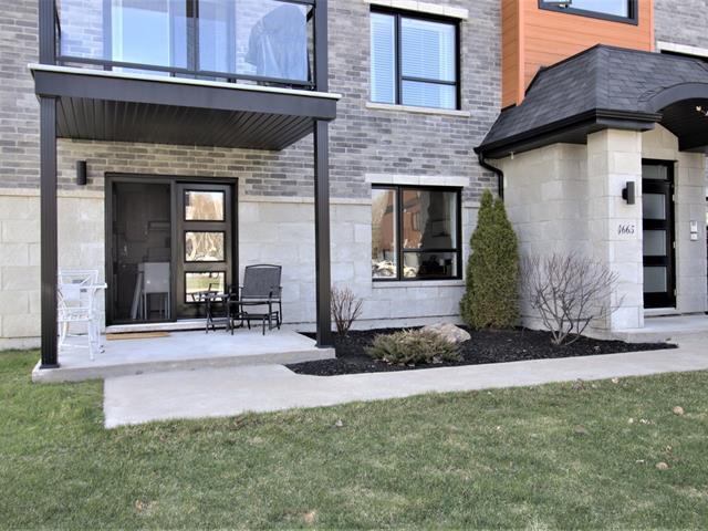 Condo for sale in Trois-Rivières, Mauricie, 4665, Place de la Marquise, apt. 101, 20833694 - Centris.ca