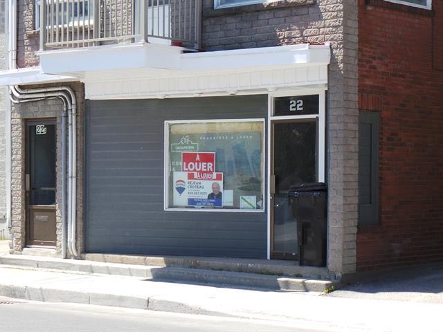 Local commercial à louer à Salaberry-de-Valleyfield, Montérégie, 22, Rue  Jacques-Cartier, 14946757 - Centris.ca