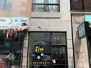 Commercial unit for rent in Montréal (Le Plateau-Mont-Royal), Montréal (Island), 4077, boulevard  Saint-Laurent, 9956571 - Centris.ca