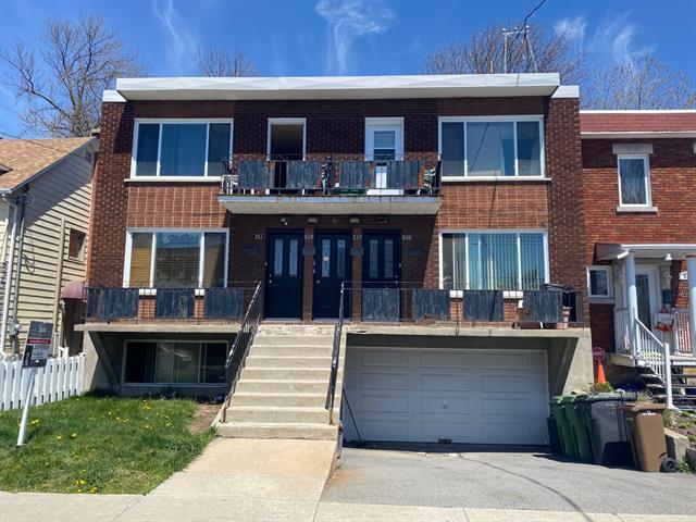 Quintuplex à vendre à Montréal (LaSalle), Montréal (Île), 245 - 251, 2e Avenue, 25887103 - Centris.ca