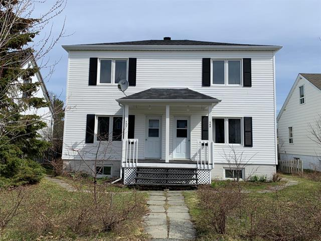Duplex for sale in Rouyn-Noranda, Abitibi-Témiscamingue, 749 - 751, Avenue  Murdoch, 13723780 - Centris.ca