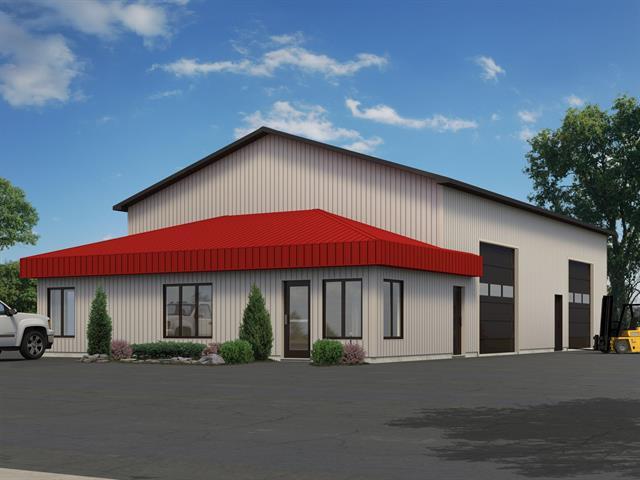 Bâtisse industrielle à vendre à Ham-Nord, Centre-du-Québec, 735, Route  161, 23972106 - Centris.ca