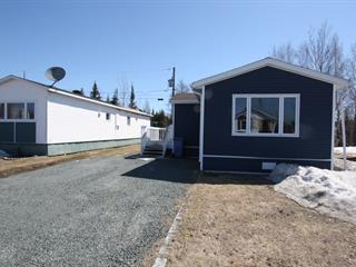 Mobile home for sale in Chibougamau, Nord-du-Québec, 2021, Rue  Larose, 22980190 - Centris.ca