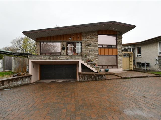 Maison à vendre à Montréal (Ahuntsic-Cartierville), Montréal (Île), 2650, boulevard  Gouin Ouest, 16045949 - Centris.ca
