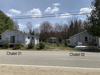 Chalet à vendre à Lac-des-Plages, Outaouais, 1985A - 1985C, Chemin du Tour-du-Lac, 28017343 - Centris.ca