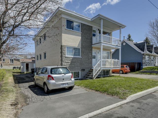 Triplex à vendre à Lévis (Desjardins), Chaudière-Appalaches, 4 - 4A, Rue  Lemay, 23790501 - Centris.ca