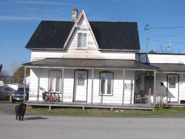 Maison à vendre à Saint-Théophile, Chaudière-Appalaches, 425, Rang  Saint-Léon, 27825092 - Centris.ca