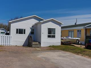 Maison mobile à vendre à Baie-Comeau, Côte-Nord, 3077, Rue  Laizé, 11538663 - Centris.ca