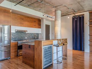 Condo / Appartement à louer à Montréal (Ville-Marie), Montréal (Île), 555, Rue de la Commune Ouest, app. 703, 17548949 - Centris.ca