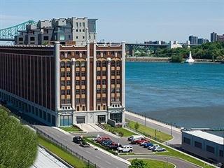 Condo / Apartment for rent in Montréal (Ville-Marie), Montréal (Island), 1000, Rue de la Commune Est, apt. 313, 9337888 - Centris.ca
