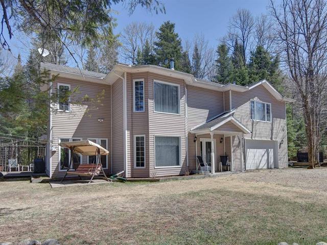 Chalet à vendre à Amherst, Laurentides, 148, Chemin de la Montagne, 12318595 - Centris.ca