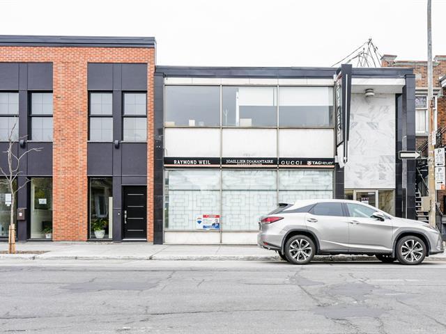 Commercial building for sale in Montréal (Ahuntsic-Cartierville), Montréal (Island), 8910, Rue  Lajeunesse, 22233651 - Centris.ca