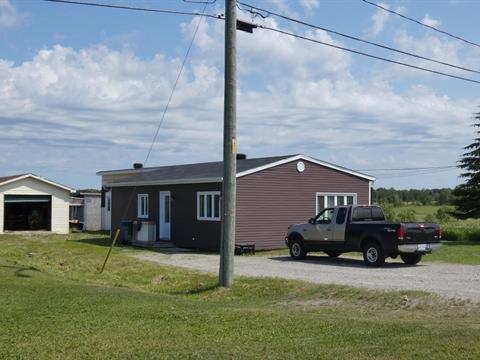 Mobile home for sale in Macamic, Abitibi-Témiscamingue, 470, Route  101, 16509960 - Centris.ca