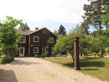 Maison à vendre à Saint-Siméon (Capitale-Nationale), Capitale-Nationale, 5, Chemin du Boisé, 12423884 - Centris.ca