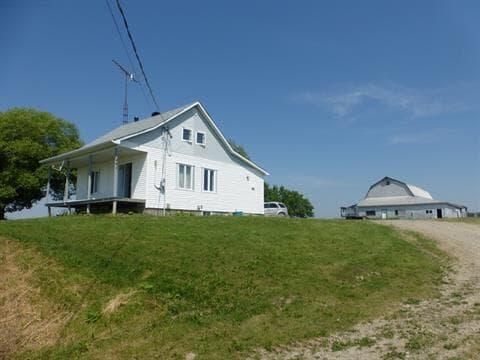 Hobby farm for sale in Nédélec, Abitibi-Témiscamingue, 461, Chemin des Bouleaux, 16090843 - Centris.ca