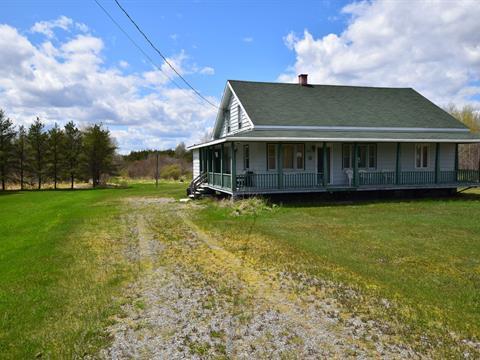 Maison à vendre à Rivière-Ojima, Abitibi-Témiscamingue, 741, Chemin du Nord, 27657366 - Centris.ca