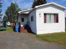 Maison mobile à vendre à Sept-Îles, Côte-Nord, 28, Rue des Eiders, 13470590 - Centris.ca
