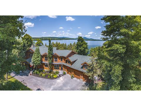 Maison à vendre à Magog, Estrie, 2961, Chemin de Georgeville, 11894066 - Centris.ca