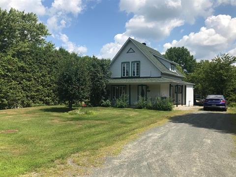Maison à vendre à Roxton Falls, Montérégie, 24, Rue  Saint-André, 13018203 - Centris.ca