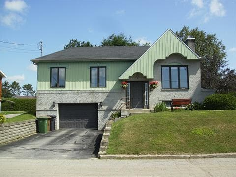 Maison à vendre à Mont-Laurier, Laurentides, 181, Rue  Beaurivage, 13662764 - Centris.ca