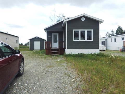 Mobile home for sale in Landrienne, Abitibi-Témiscamingue, 280, 5e Avenue Ouest, 17415669 - Centris.ca