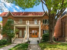 Maison à vendre à Côte-des-Neiges/Notre-Dame-de-Grâce (Montréal), Montréal (Île), 4629, Avenue de Melrose, 13106904 - Centris.ca
